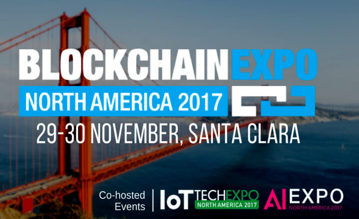 Blockchain Expo Silicon Valley