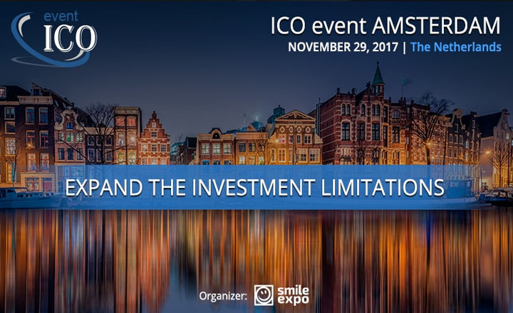 ICO EVENT AMSTERDAM 2017