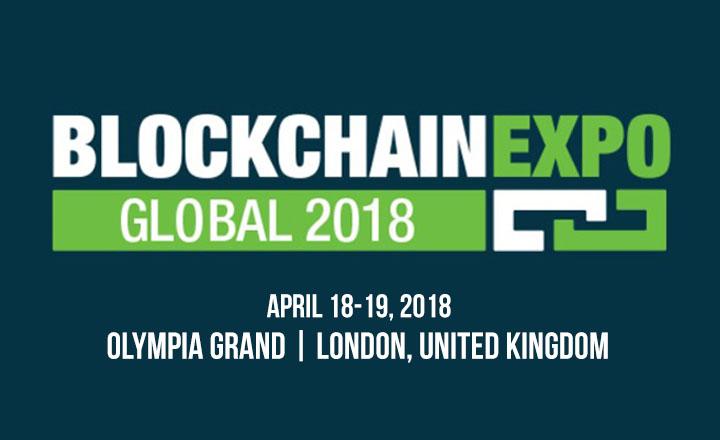 BLOCKCHAIN EXPO GLOBAL 2018