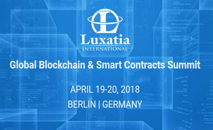 Global Blockchain & Smart Contracts Summit 2018