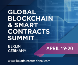 Global Blockchain & Smart Contracts Summit