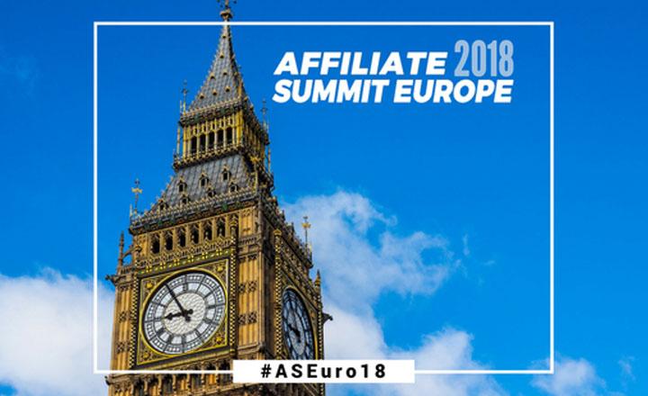 Affiliate Summit Europe 2018