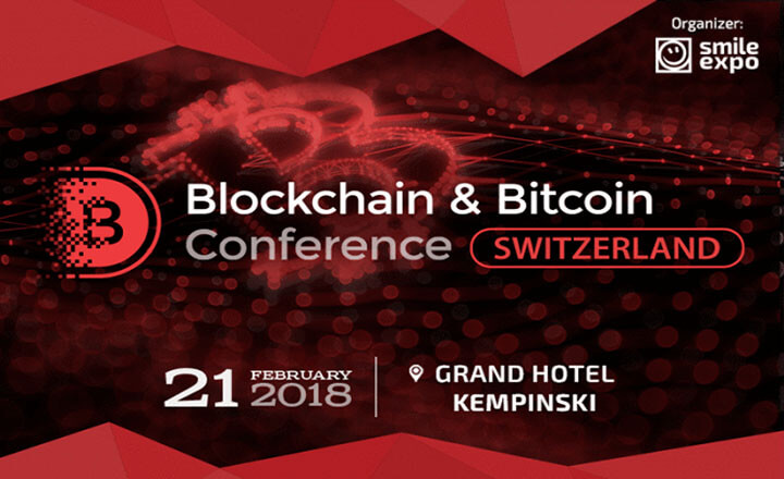 Blockchain & Bitcoin Conference Switzerland 2018