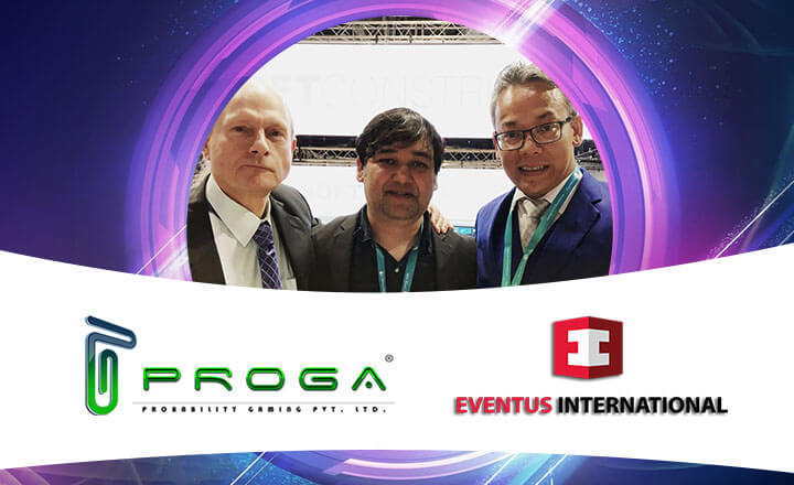 Eventus International & Probability Gaming Forge Partnership