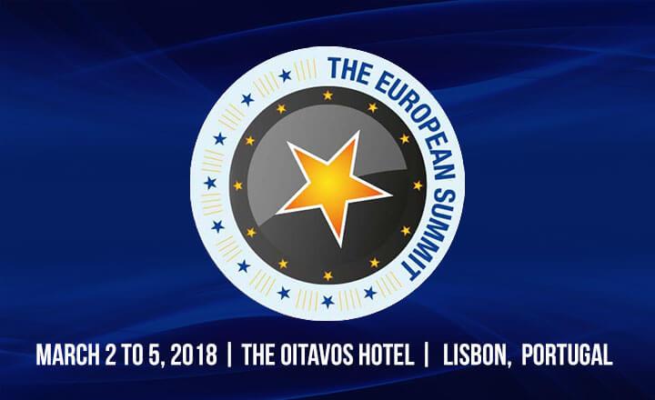 The European Summit Lisbon 2018