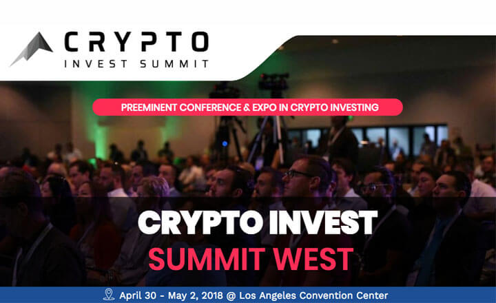 Crypto Invest Summit 2018