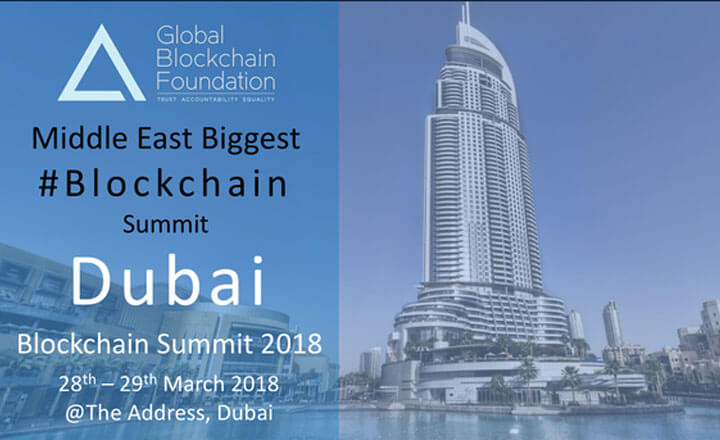 Dubai Blockchain Summit 2018