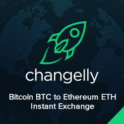 Changelly – Sidebar Box