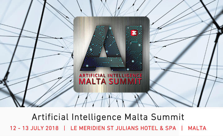 Only Two Weeks Until the AI Malta Summit Comes To Malta