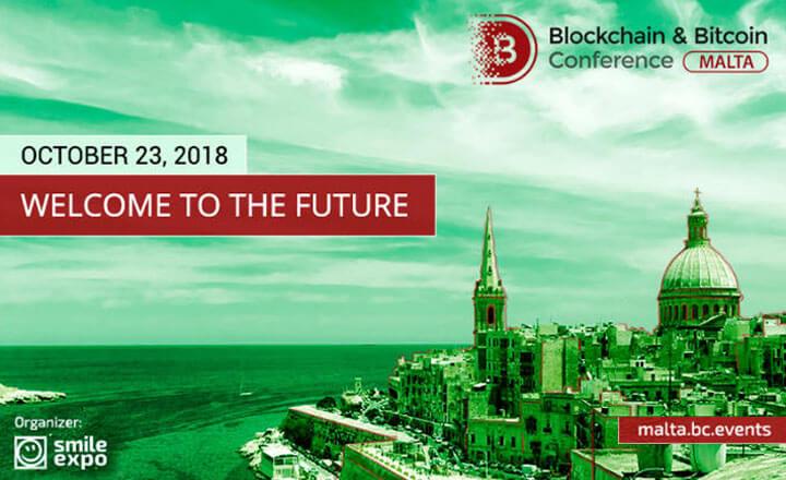 Blockchain & Bitcoin Conference Malta 2018