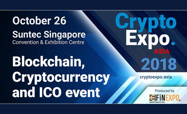 Crypto Expo Asia - Singapore 2018