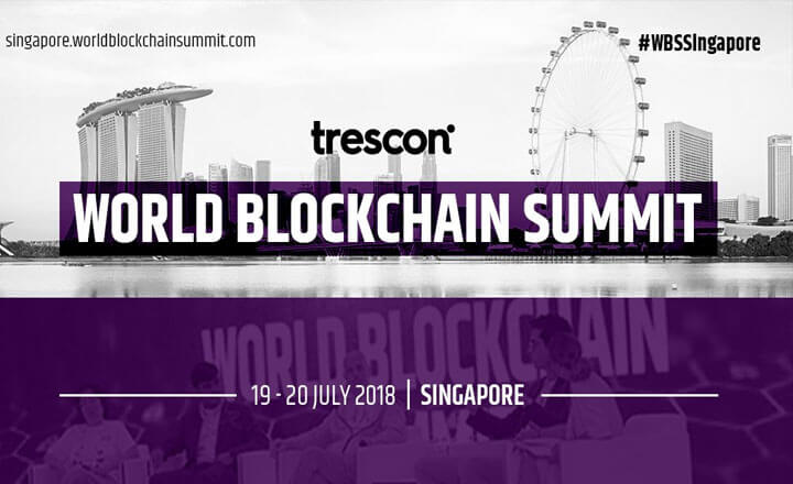 Cardano (ADA) CEO, Charles Hoskinson, Confirmed to Speak at Trescon's World Blockchain Summit Singapore Edition