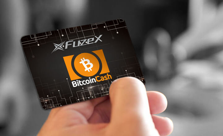 FuzeX Card to Adopt Bitcoin Cash as Default Crypto, Replacing Bitcoin