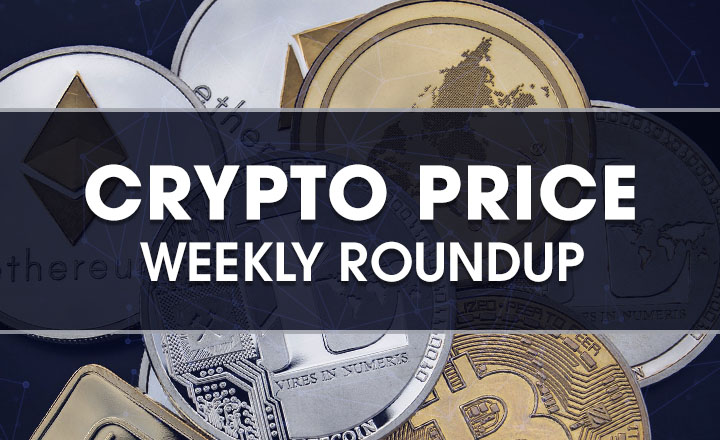 Crypto Exchange August WK1 2018