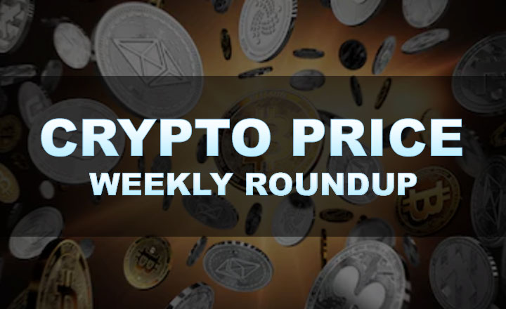 Crypto Exchange August WK2 2018