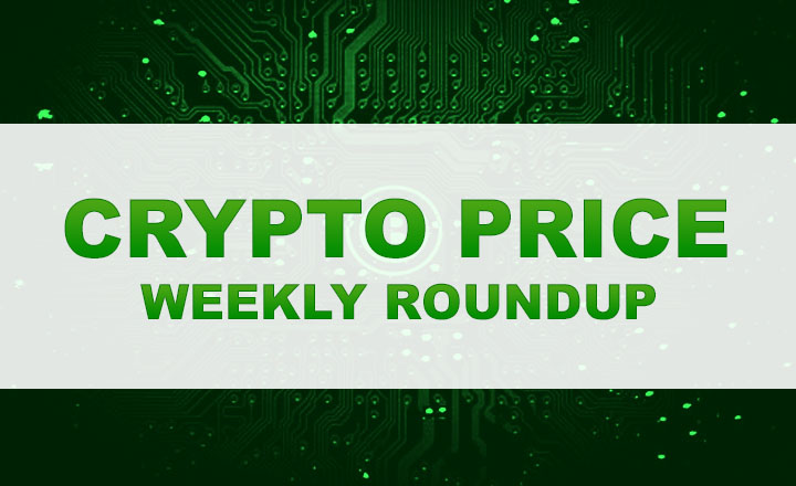 Crypto Exchange August WK5 2018
