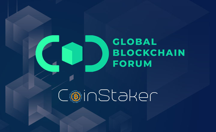 Global Blockchain Forum with CoinStaker
