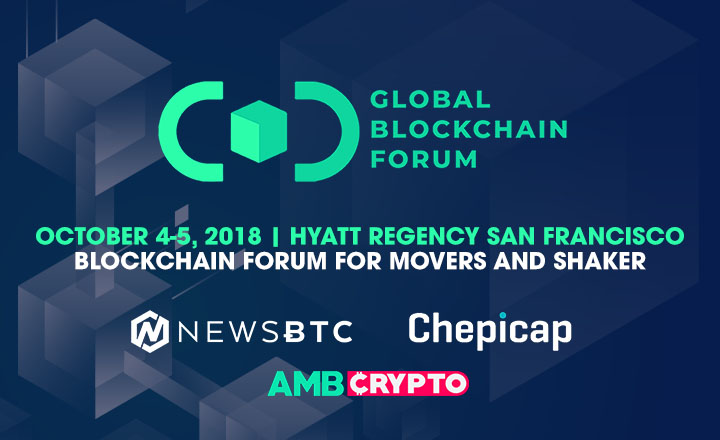Global Blockchain Forum with News BTC, Chepicap, and AMBCrypto