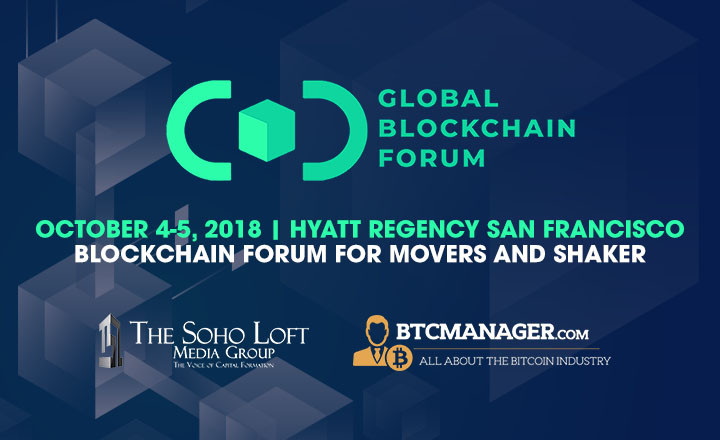 Global Blockchain Forum with The Soho Loft Media Group and BTCMANAGER
