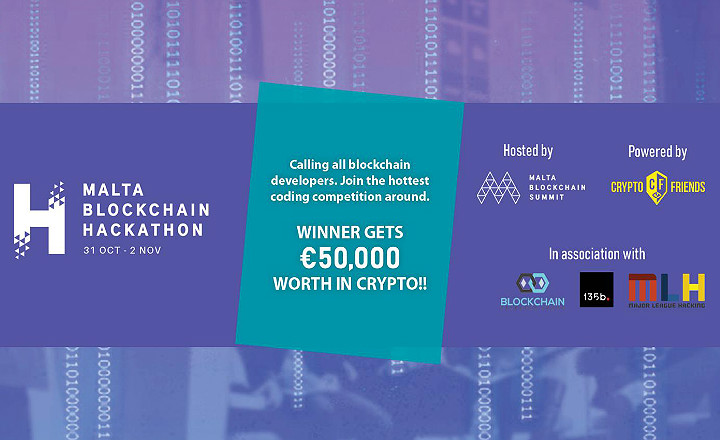 The Blockchain Hackathon
