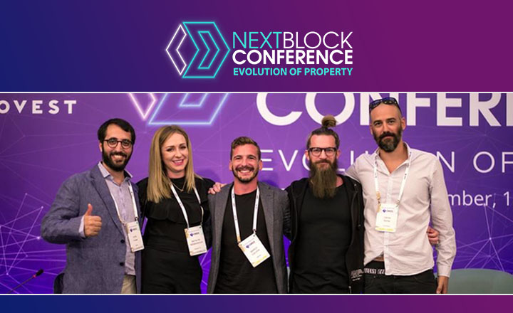 NEXT BLOCK Conference in Sofia a Stunning Success