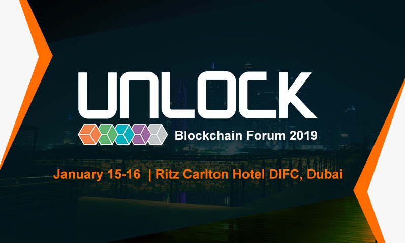 UNLOCK Blockchain Forum 2019