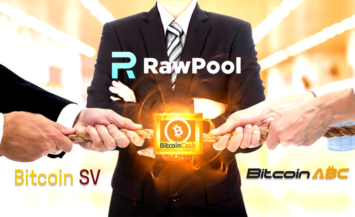 BCH Future in RawPool's Hands? Mining Pool Dominates Network Ahead of Hard Fork