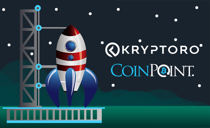 CoinPoint Partners with Kryptoro