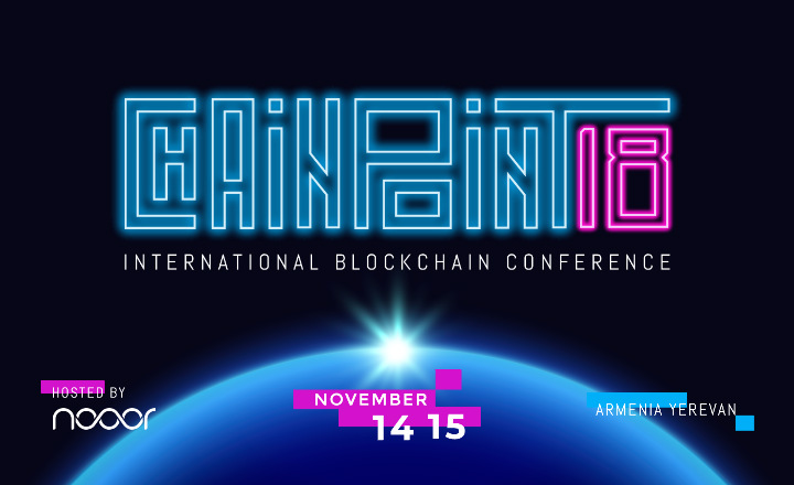 ChainPoint 18 International Blockchain Conference