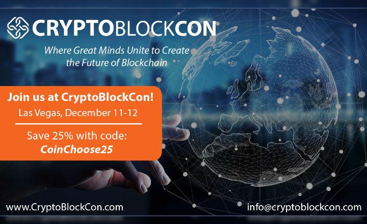 CryptoBlockCon Las Vegas 2018