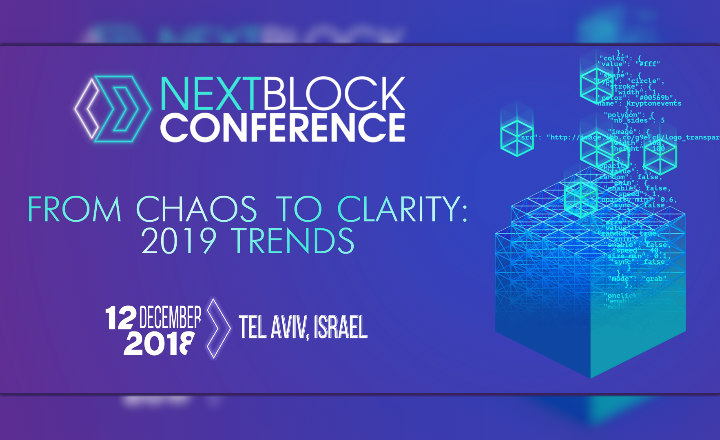 NEXT BLOCK Blockchain Conference Tel Aviv + Fabulous FashionTV After-Party