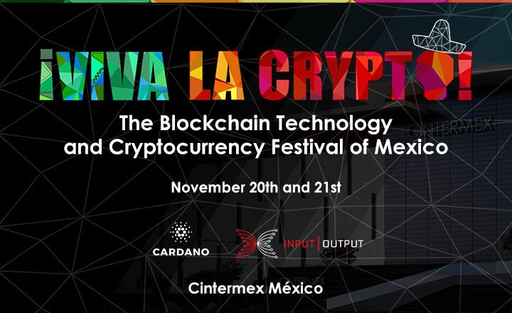 Viva La Crypto 2018