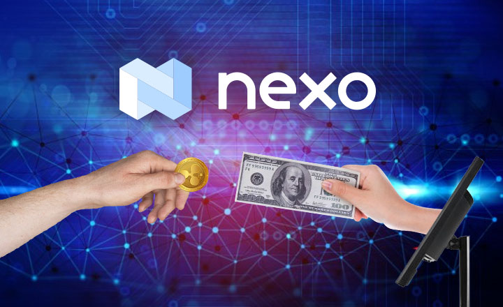 Borrow Money Using XRP? Nexo Now Accepts Ripple as Collateral for Loans