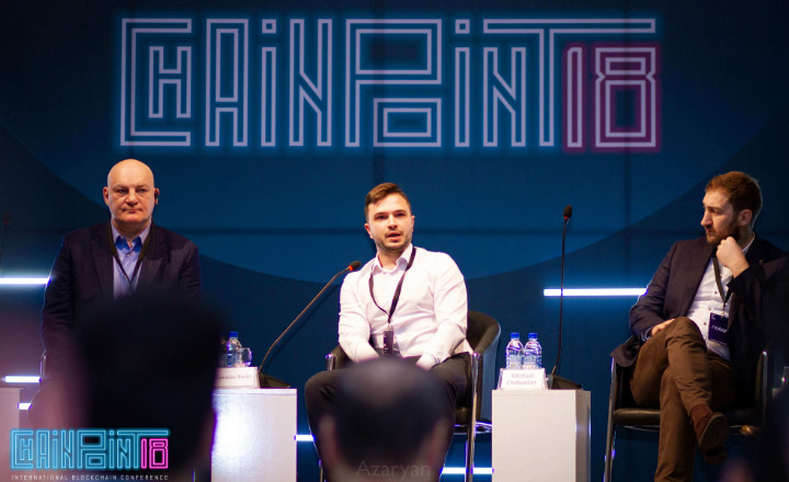 ChainPoint 18 International Blockchain Conference Successfully Launched in Yerevan
