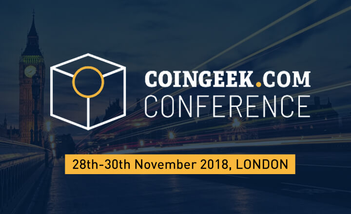 CoinGeek Week Conference 2018