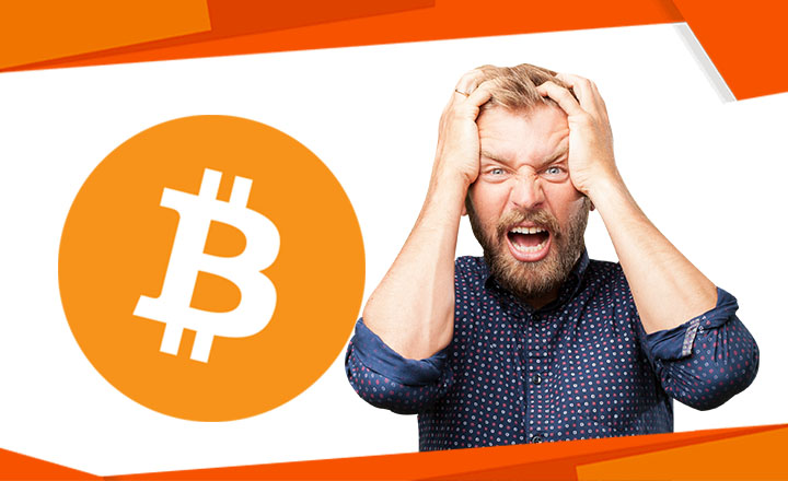 Panic in Crypto World as Bitcoin (BTC) Crashes to Year-Low