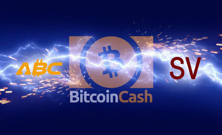Hash Wars: Bitcoin ABC, Bitcoin SV Still Fighting for Bitcoin Cash (BCH) Supremacy