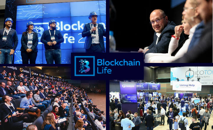 Over 4,000 Participants Witnessed Success of Blockchain Life 2018
