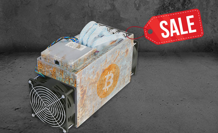 Mining Rigs Turned Off, Sold at Cutthroat Prices as Bitcoin Falls Further