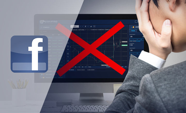 Phishing Attack Leads Unsuspecting Facebook Users to Fake Crypto Exchanges