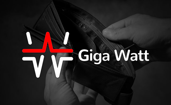 Crypto Mining Firm Giga Watt Goes Bankrupt, Files for Chapter 11