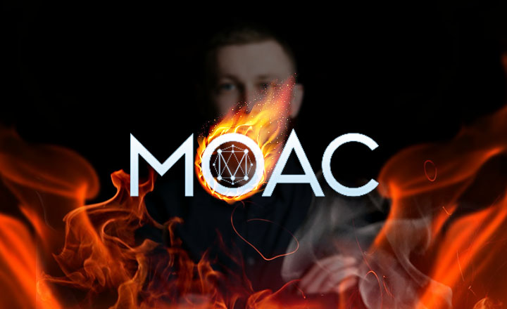 MOAC (MOAC) Coins on Fire as Price Sets Crypto Market Ablaze