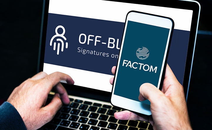 New Digital Identity Mobile App Teased, Could Come to Factom in January 2019
