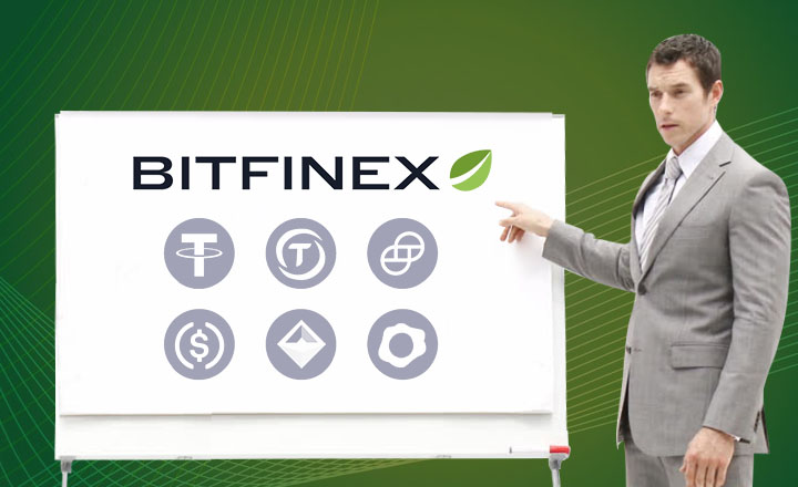 4 New Stablecoins Available for Trade on Bitfinex, Ethfinex