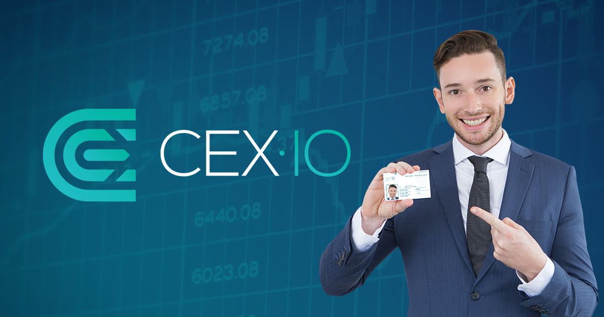 ID Please! CEX.IO Crypto Exchange Users Now Need to Verify Their Identities