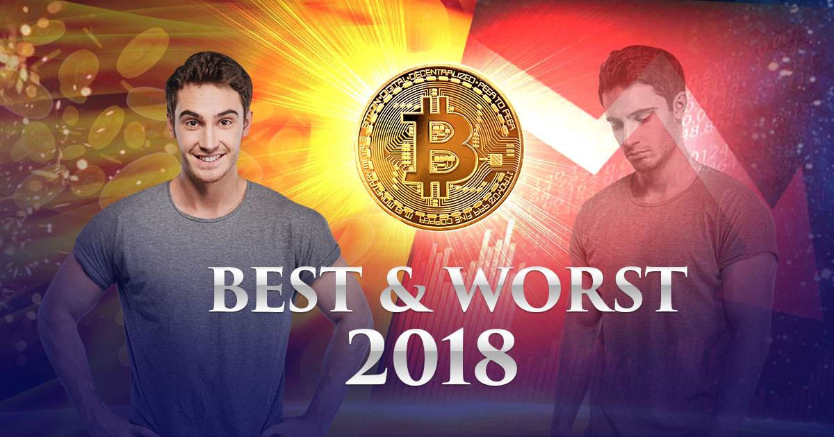 6 Momentous Events That Crypto Fans Will Never Forget This 2018