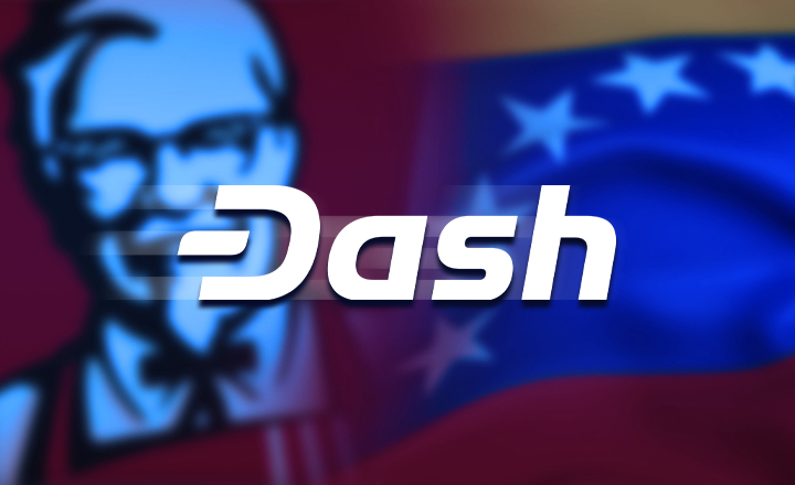 KFC Joins Dash's (DASH) Crypto Revolution in Struggling Venezuela