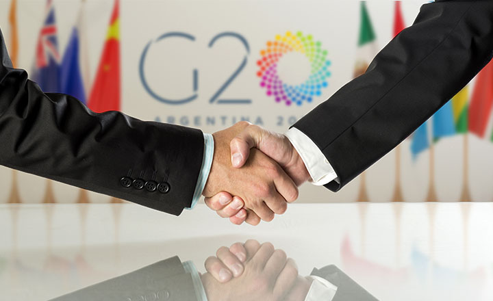 Regulate, Tax? Cryptos' Effect on Global Economy Tackled in G20 Argentina '18