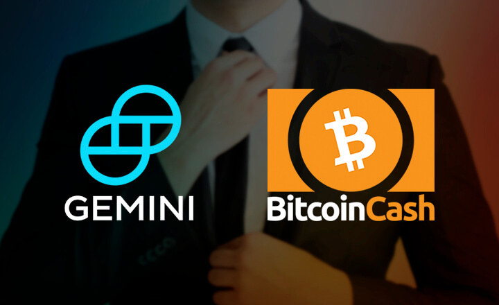 Bitcoin Cash (BCH) Trading to Launch on Winklevoss' Gemini