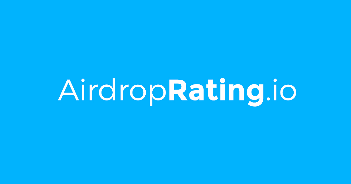 AirdropRating: The Answer to Every Crypto Enthusiast's Prayer